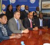 Holness 'impressed' by Namibia