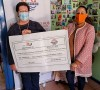 The Walvis Bay Kids Haven continues to benefit from Namport's generosity