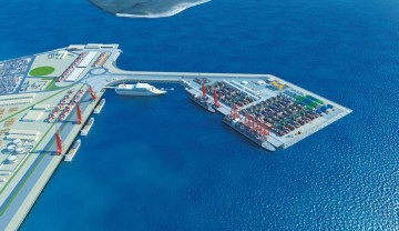 New Container Terminal