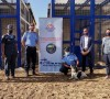 Namport assist NAMPOL with repairs of the Police K-9 Unit Dog Kennels