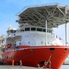 Founding Father Inaugurates New Marine Vessel  - The SS NUJOMA