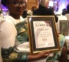 Accolades are in order for Namport's Ms Ndahambelela Haikali