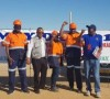 Workers gather at Khorixas to celebrate Worker's day