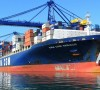The Namibian Ports Authority welcomes the CMA CGM NABUCCO and the ULSAN on their maiden calls to the Port of Walvis Bay