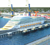 Container terminal nears completion