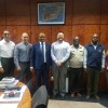 United State Coast Guard Reciprocal visit Namport